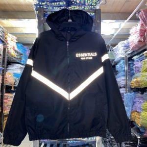 áo khoác dù phản quang essential