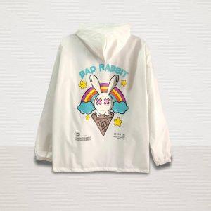 áo khoác dù thỏ