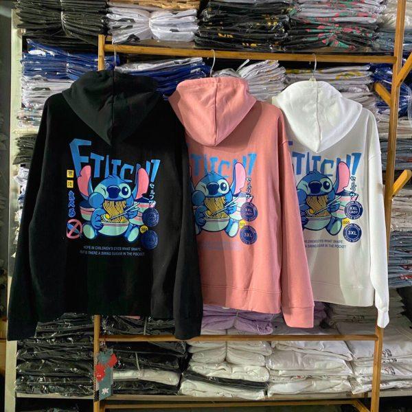 hoodie stitch