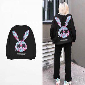 sweater thỏ