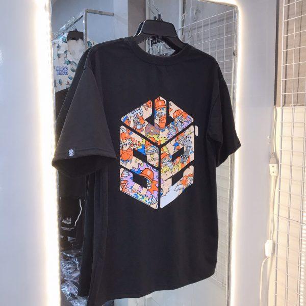 áo thun swe logo