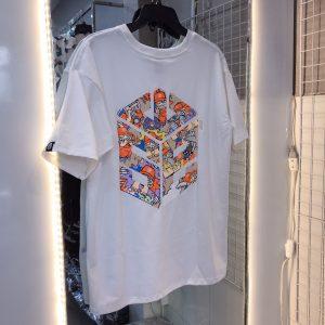 áo thun swe logo trắng