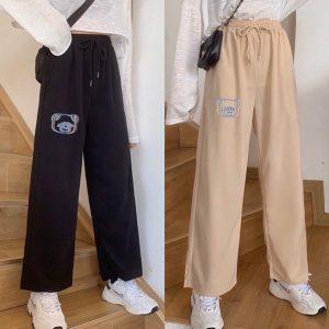 quần dài ống rộng