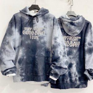 Áo hoodie loang TSUN phản quang