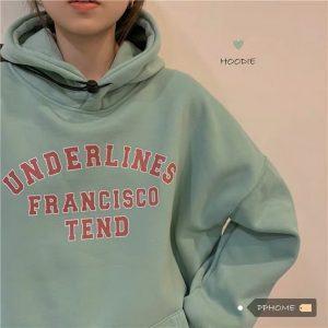 hoodie tend xanh min