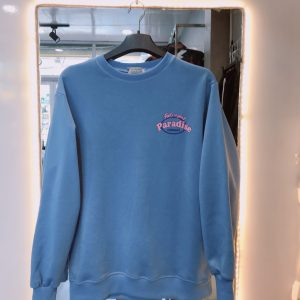 sweater para xanh